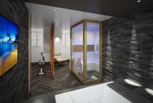 Darville Road Spa by Zynk Design / Client: Private Residence