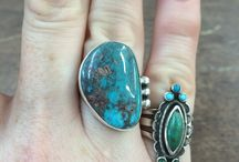 My Creations / I'm an aspiring Silversmith. Here are some of my creations / by Allysia Edwards