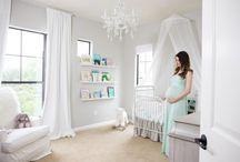 Guest room/nursery / by Dana Briley
