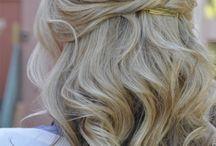 Bridesmaid hair / by Carolyn Masciangelo