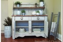 Furniture Ideas / by Kyria Baker