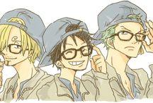 Monster Trio <3