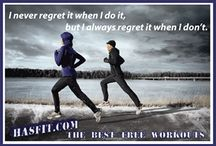 Fitness Exercise Workout Motivation / Best Fitness Workout Exercise Motivation for training http://hasfit.com/exercise-training-motivation-workout-fitness-quotes.html