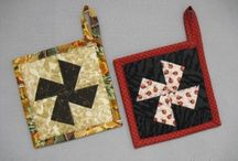 SEWING: POTHOLDERS