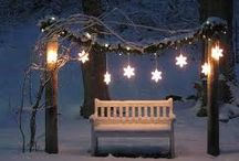Christmas Outdoor Whimsy