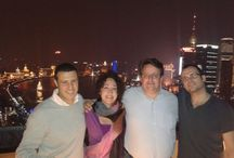 WINE TASTING AROUND THE WORLDWIDE  / Shanghai Giugno 2013