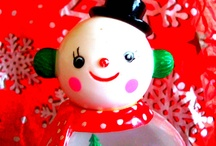 snowman / by work of whimsy