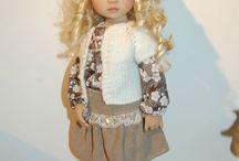 Куклы и идеи детской одежды