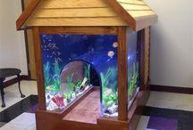 cool fishtanks and fish