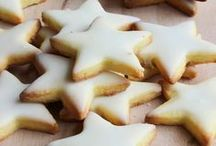 Sablée étoiles de Noël