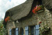 zahrady a domy