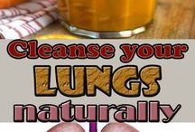 Lung remedies and cleanses