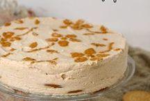 tarta de galletas maria con crema