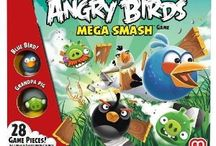 angry bird / by Lavonne Agib
