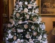 composizione di alberi di Natale
