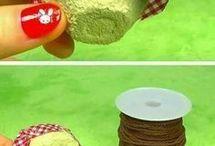 pascoa cesta  ovos