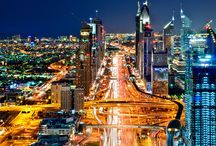 ART - inspiration cities by night