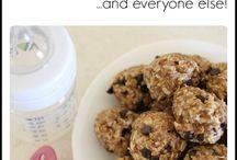 Post Baby Snacks/ Meals