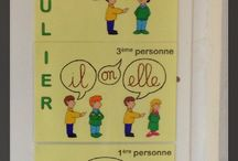 grammaire cycle 2