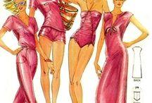 Sewing Patterns :  JOHN KLOSS DESIGNER
