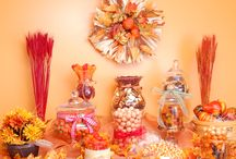 Harvest/ Fall Candy Buffet