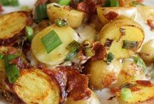 Recipes-Potatoes / by Tammi Burcham