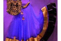 Partywear Designer Lehenga Choli