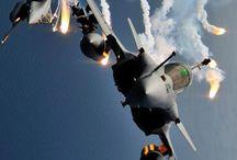 combat air
