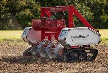農業ロボット & Automation