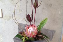Formal linear bouquet