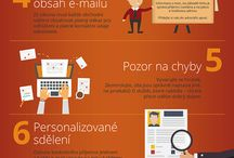 Infografiky / Infografiky z oblasti e-mail marketingu