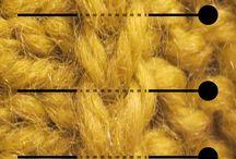 Knitting: Seams
