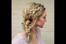 Hairstyles Youtube / by Katya Penkova