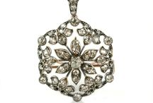 Antique Jewellery / For fine antique jewellery, clocks and watches from the 1800's to now.