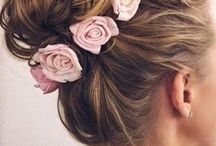 HAIRSTYLES AND BEAUTY AND NAILS ART / TYPE OF HAIRSTYLES, BEAUTY AND NAILS ART FOR SPECIAL OCCASIONS