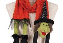 Holiday Scarves & Hats / scarves and hats for the holidays