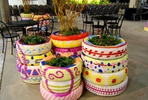 Container Gardens / by Brenda Hunt