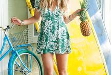 Tropical Island Dress Up