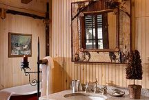 Bath Designs / Beautiful bath designs featured in our timber projects.