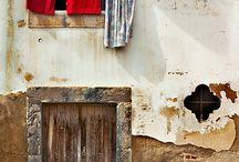 Стены и двери