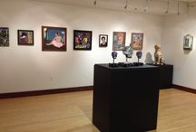 The Henry Gallery at Penn State Great Valley / Art Gallery