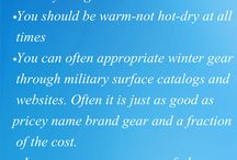 Tips of Winter Clothes