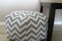 Decorating with Pattern / Decorating with pretty pattern.