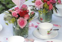 table petit dejeuner café