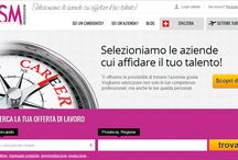 Portfolio - OSM Lavoro / Our work for OSM Lavoro http://www.osmlavoro.it/