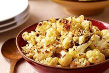 Potatoes, Vegetables, Salads