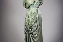 antiques gowns