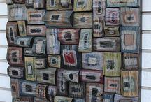 Drifwood art