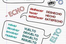 cosas en español