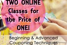 Couponing class / 4 couponing classes for $20  online